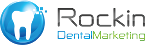 Rockin Dental Marketing Logo